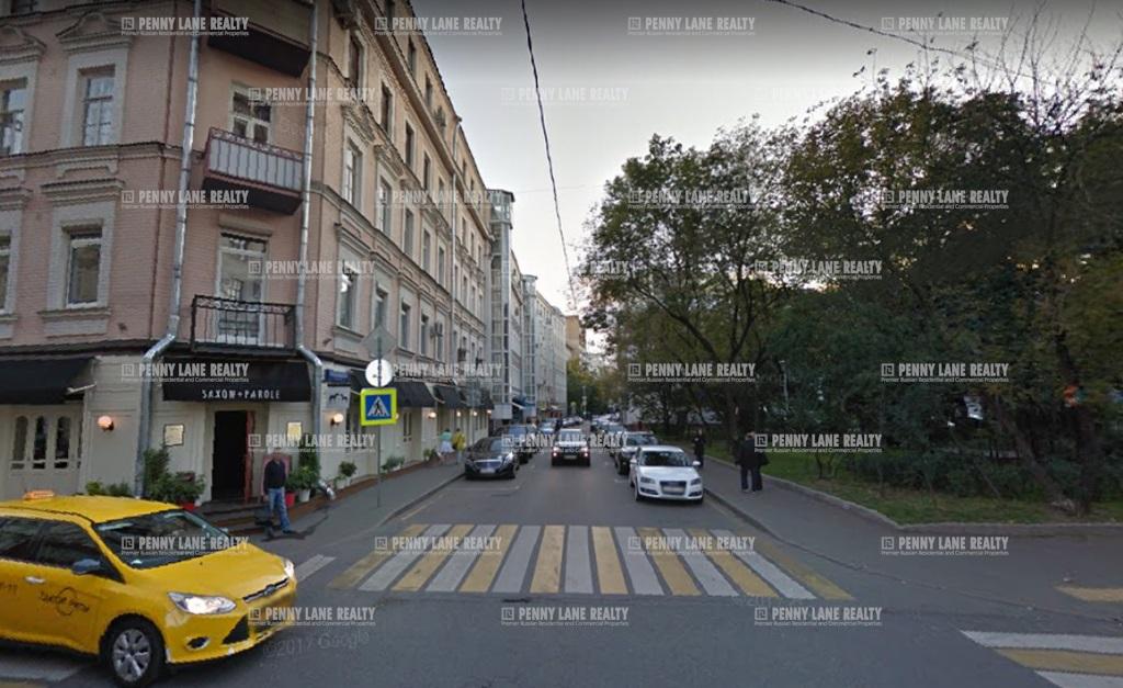переулок Спиридоньевский - на retail.realtor.ru