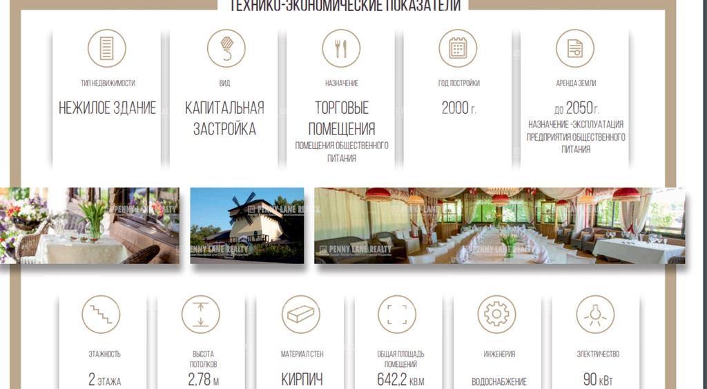 Продажа здания 642.20 кв.м. ВАО пр-кт Рязанский - фотография №5