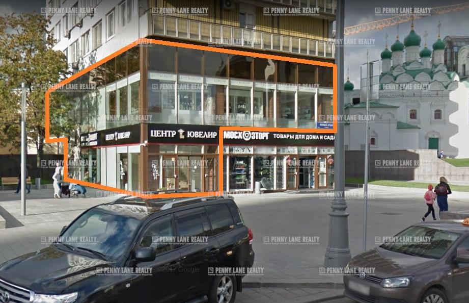 Аренда помещения 263.80 кв.м. ЦАО ул. Новый Арбат, 6 - фотография №2
