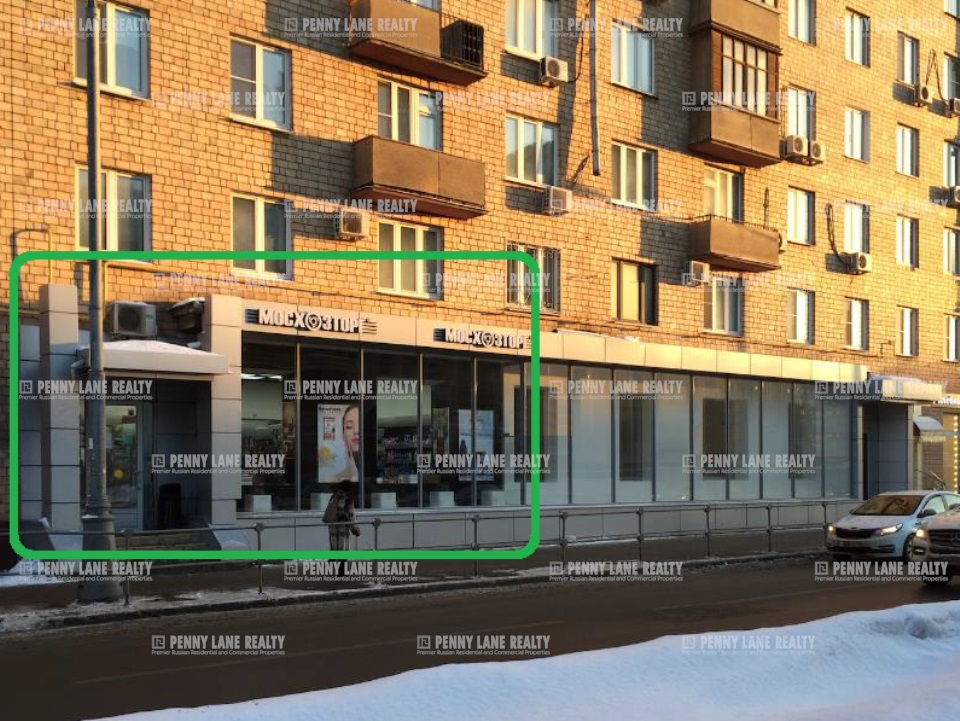 Закрытая продажа помещения 110.20 кв.м  САО