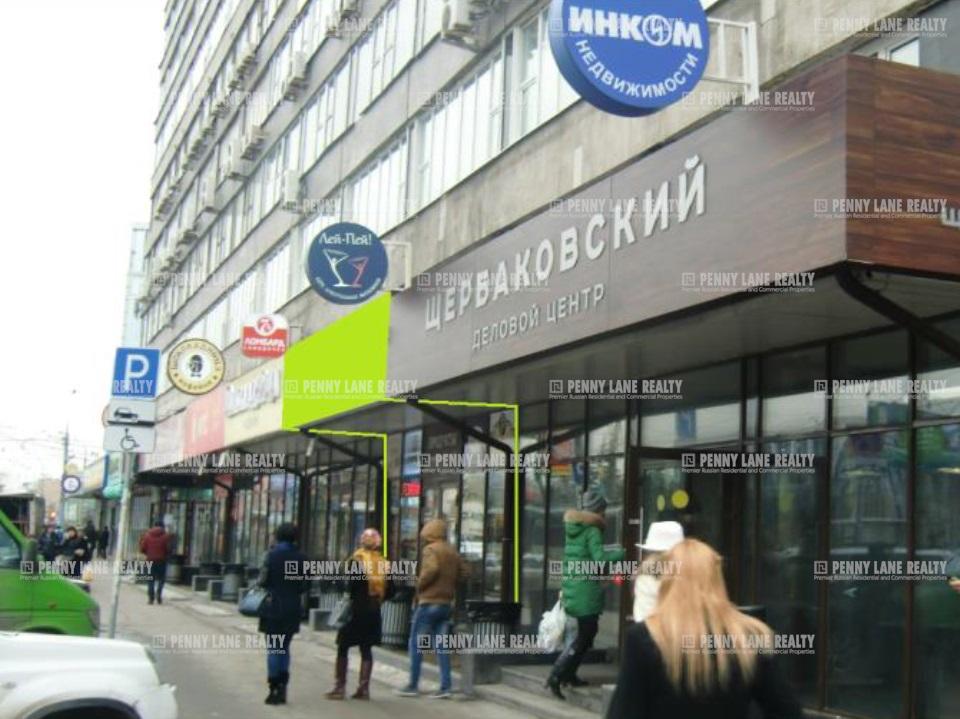 Аренда помещения 1100 кв.м. ВАО ул. Щербаковская, 3 - на retail.realtor.ru - фотография №1