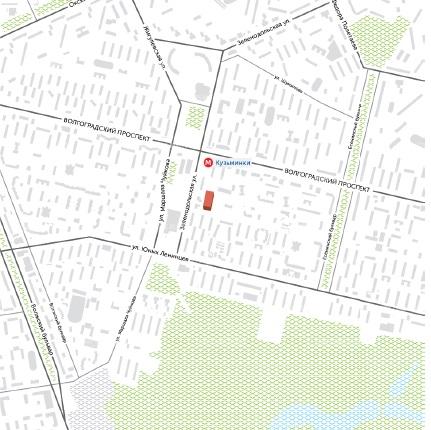 Продажа помещения 526.50 кв.м. ВАО ул. Зеленодольская, вл. 41 - фотография №3