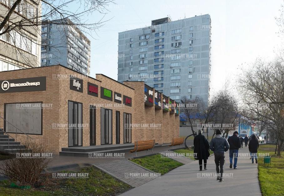 Закрытая аренда помещения 86.60 кв.м  ЮВАО
