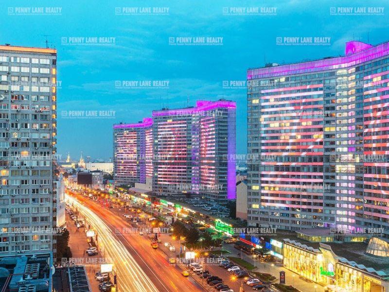 улица Новый Арбат - на retail.realtor.ru