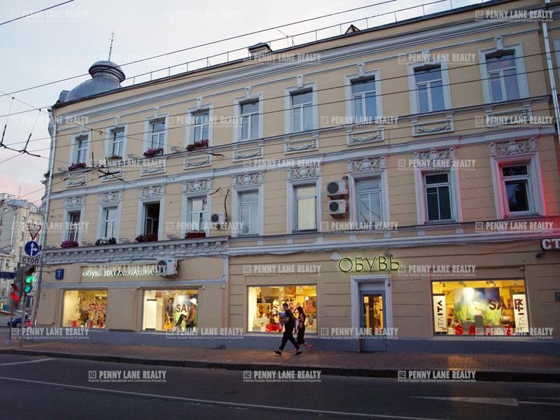 """продажа - """"б-р Гоголевский, 3"""" - на retail.realtor.ru"""