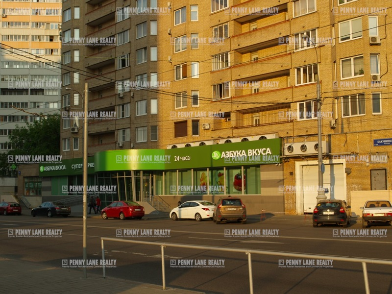 """продажа - """"ул. Бакунинская, 26-30с1"""" - на retail.realtor.ru"""