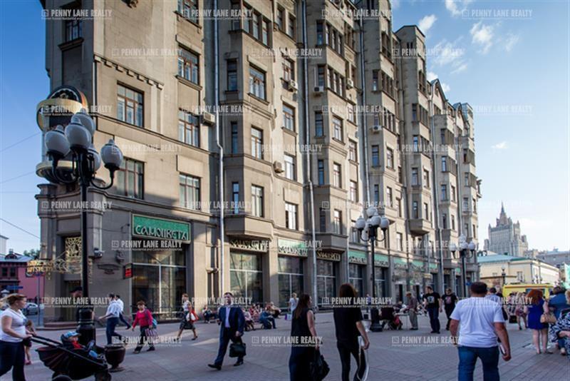 "аренда - ""ул. Арбат, 35"" - на retail.realtor.ru"