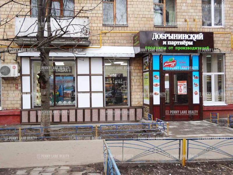 """продажа - """"ул. Сходненская, 52к1"""" - на retail.realtor.ru"""