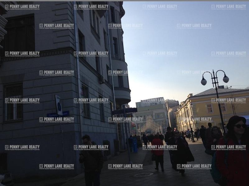 """продажа - """"пер. Климентовский, 9 стр 1"""" - на retail.realtor.ru"""