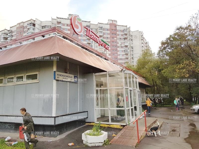 """продажа - """"ул. Новокосинская, 48"""" - на retail.realtor.ru"""
