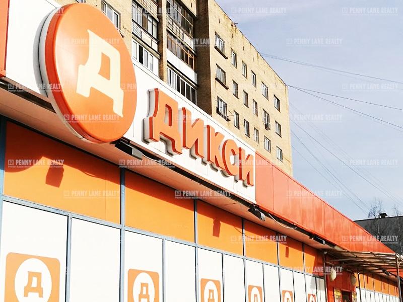 улица Большая Очаковская - на retail.realtor.ru