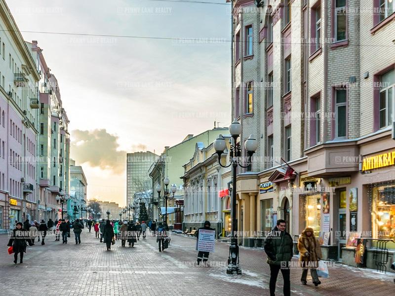 Продажа помещения 217.30 кв.м. ЦАО ул. Арбат, 49с1  - на retail.realtor.ru