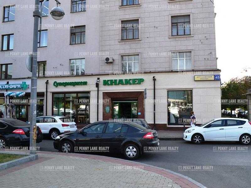 "продажа - ""пр-кт Кутузовский, 45"" - на retail.realtor.ru"