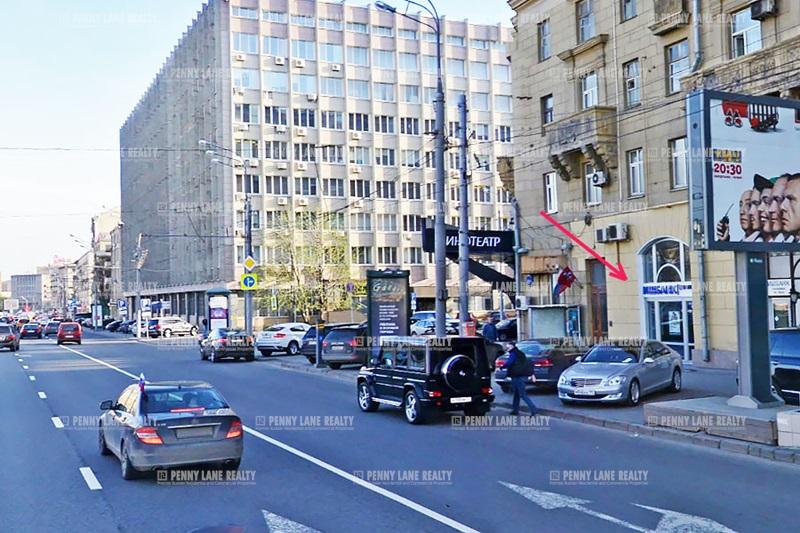 """аренда - """"пл. Смоленская-Сенная, 23/25"""" - на retail.realtor.ru"""