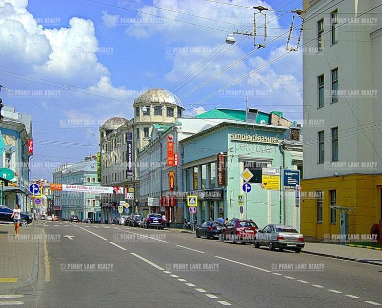 площадь Большая Сухаревская - на retail.realtor.ru