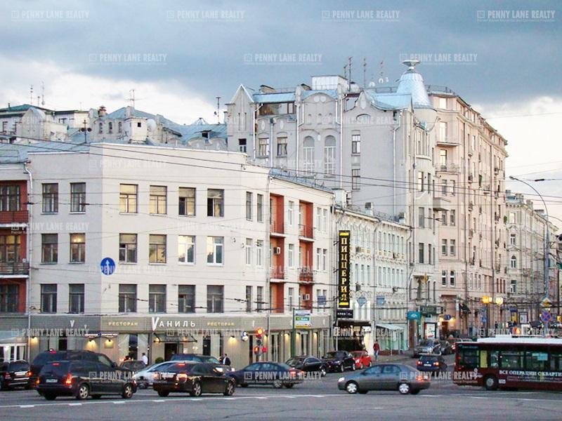 улица Остоженка - на retail.realtor.ru
