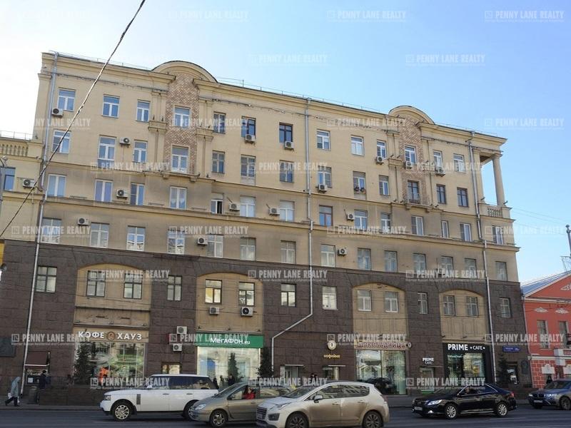 улица Тверская - на retail.realtor.ru