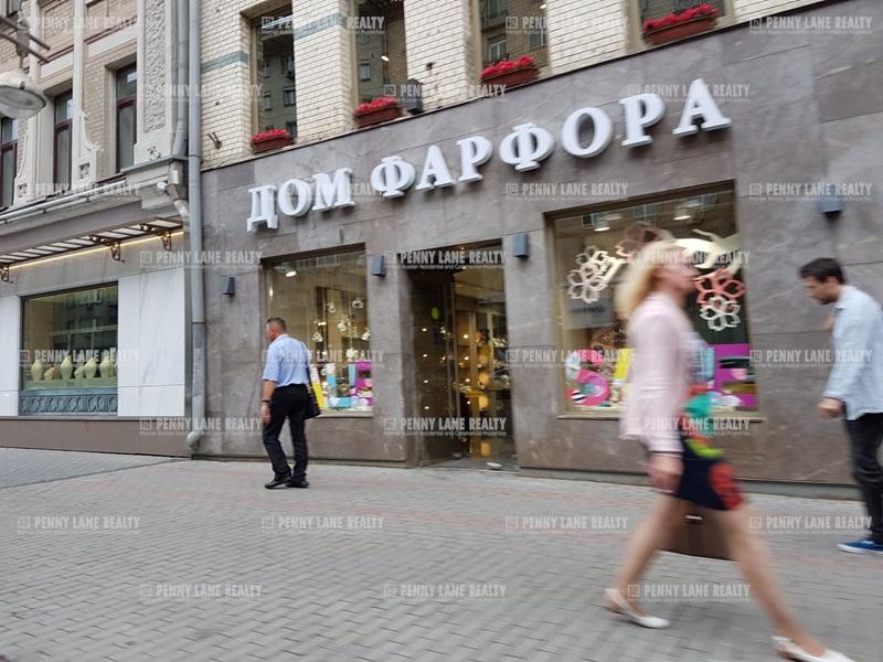 """продажа - """"ул. 1-я Тверская-Ямская, 15"""" - на retail.realtor.ru"""