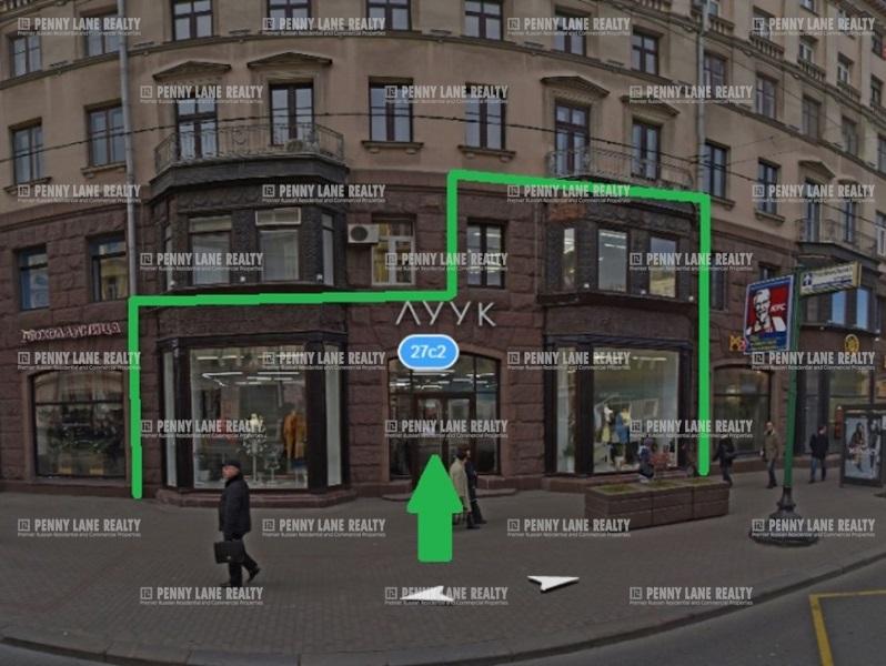 "аренда - ""ул. Тверская, 27к2"" - на retail.realtor.ru"