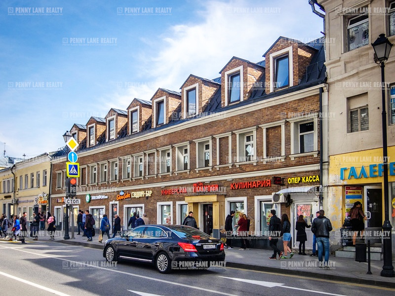 улица Маросейка - на retail.realtor.ru