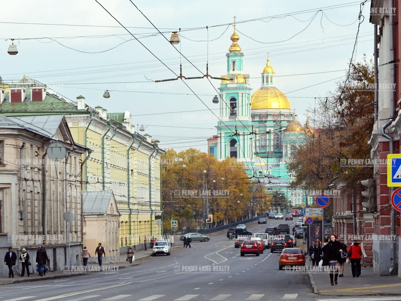 улица Спартаковская - на retail.realtor.ru