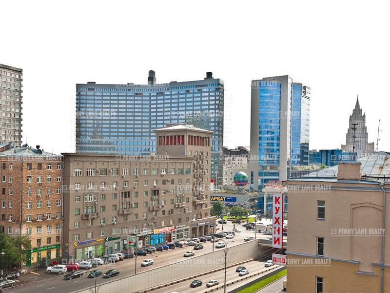 бульвар Новинский - на retail.realtor.ru