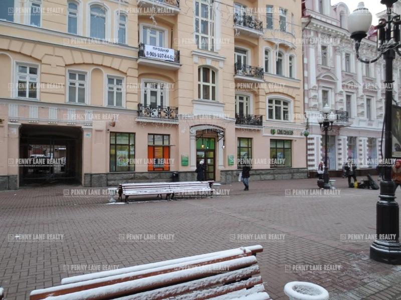 "аренда - ""ул. Арбат, 30/3С1"" - на retail.realtor.ru"