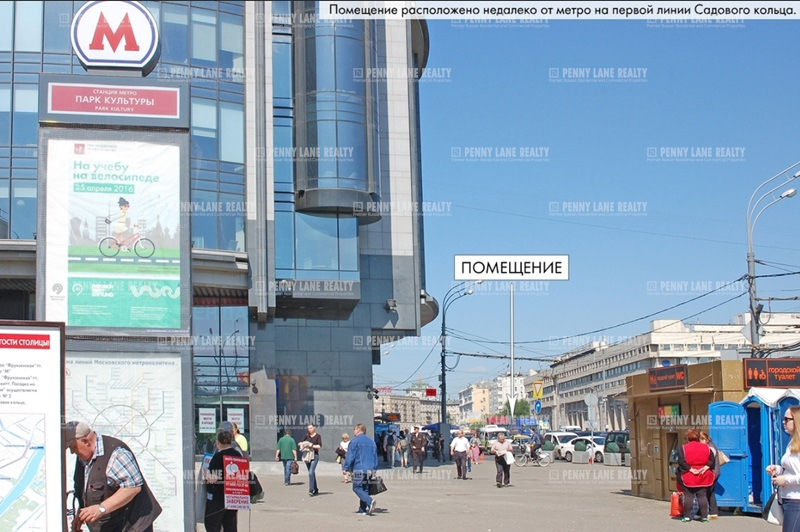 "продажа - ""б-р Зубовский, 16-20"" - на retail.realtor.ru"