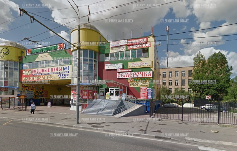 "аренда - ""пр-кт Пролетарский, 24Б"" - на retail.realtor.ru"