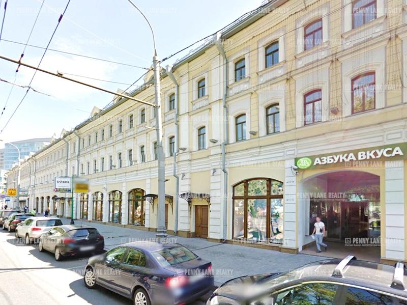 площадь Трубная - на retail.realtor.ru