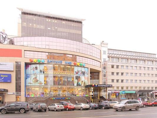улица Красная Пресня - на retail.realtor.ru