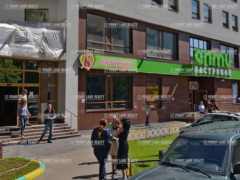 улица Текстильщиков 8-я - на retail.realtor.ru