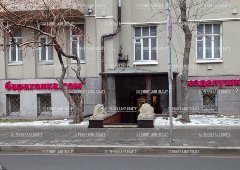 """продажа - """"ул. Большая Бронная, 17"""" - на retail.realtor.ru"""