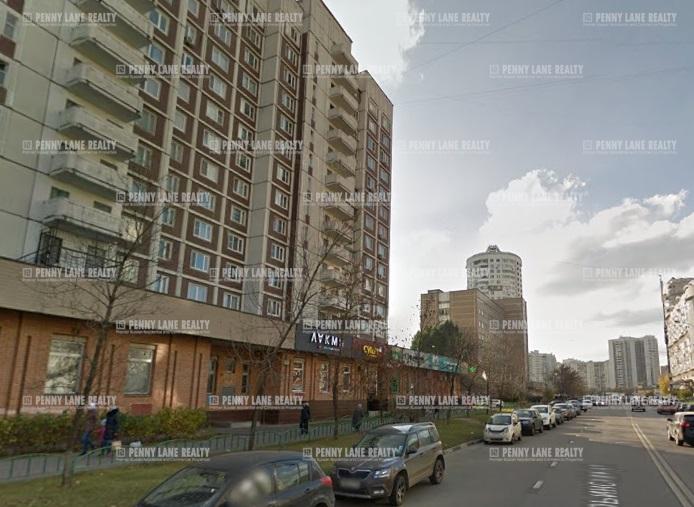 улица Новомарьинская - на retail.realtor.ru