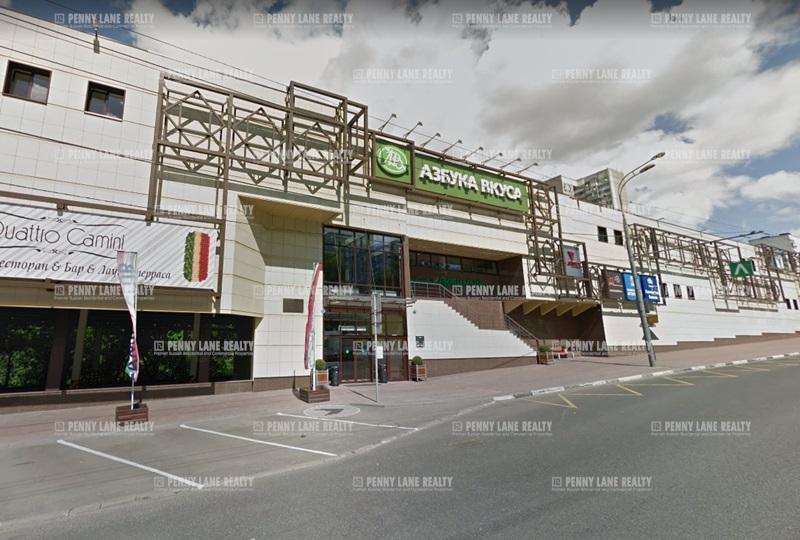 проспект Мичуринский - на retail.realtor.ru