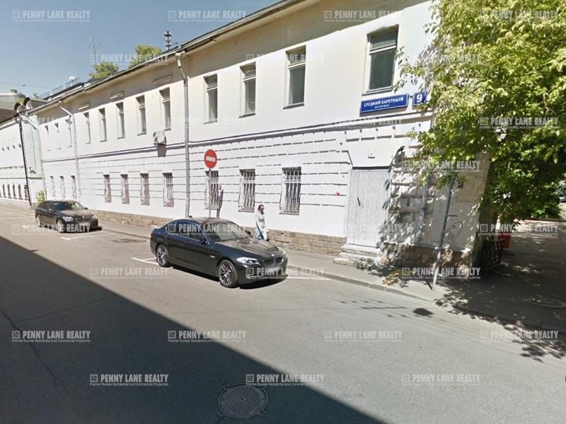 "продажа - ""ул. Средний Каретный, 9"" - на retail.realtor.ru"