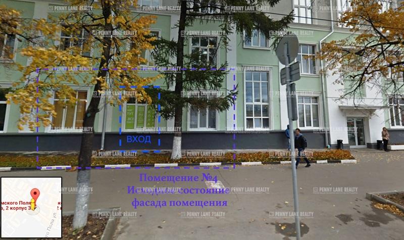 """аренда - """"ул. Ямского Поля 3-я, 2с3"""" - на retail.realtor.ru"""