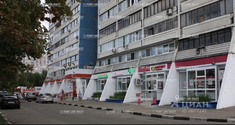 """продажа - """"ул. Паустовского, 5к1"""