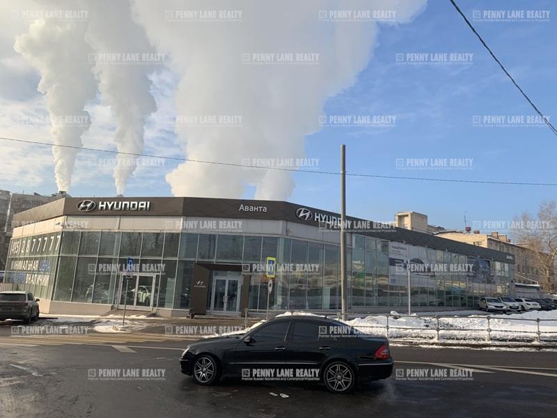 """продажа - """"ш. Очаковское, 2А"""