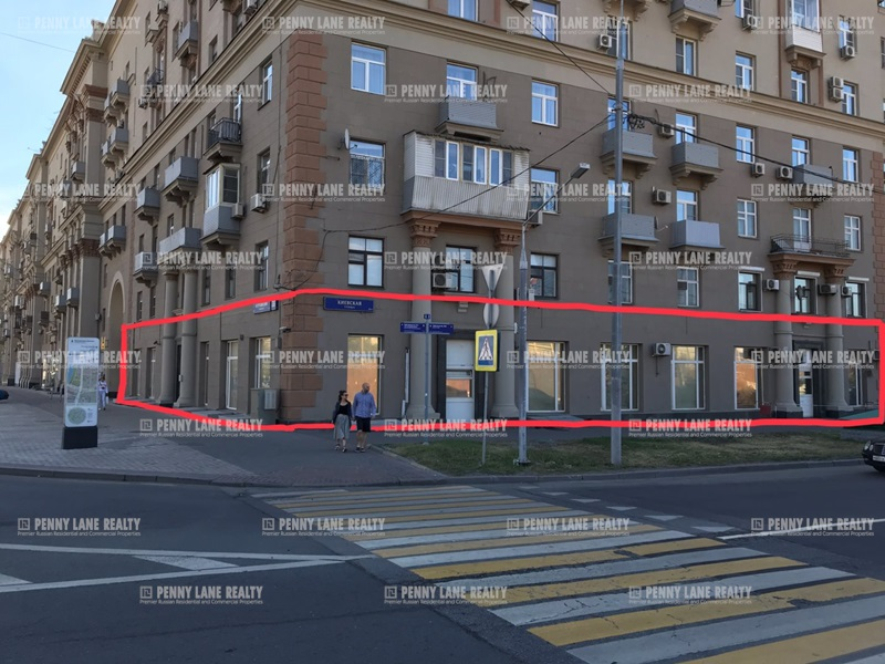 "аренда - ""пр-кт Кутузовский, 35"" - на retail.realtor.ru"