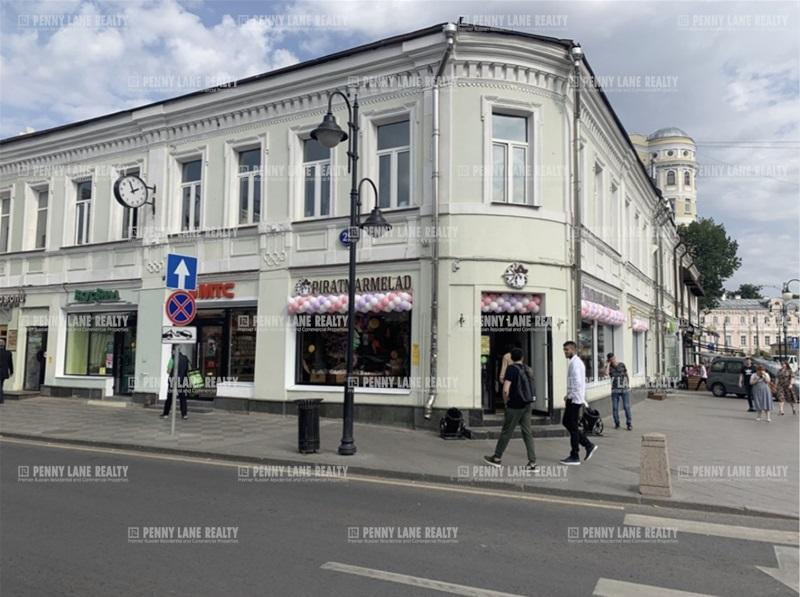 "аренда - ""ул. Пятницкая, 29"