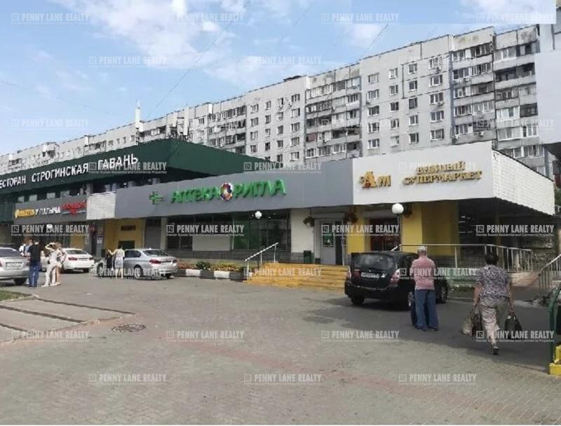 """продажа - """"б-р Строгинский, 21"""