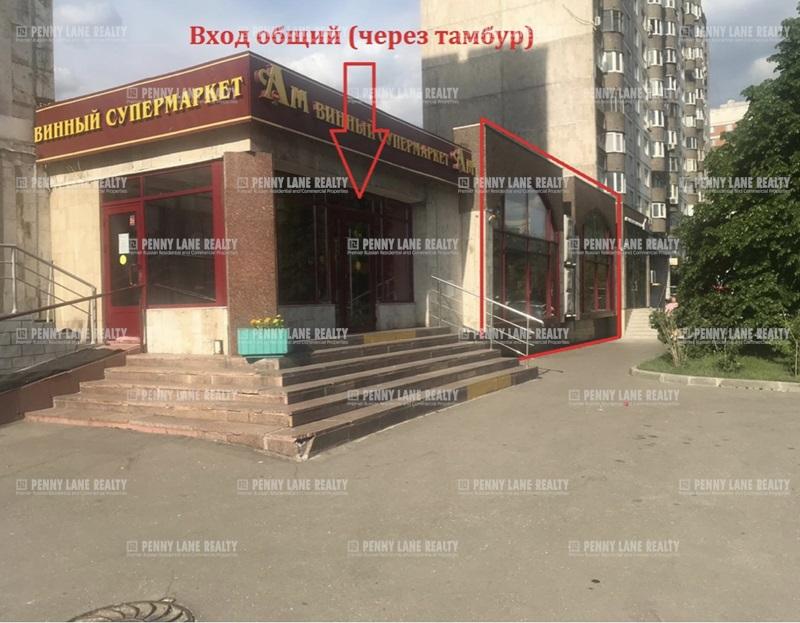 """продажа - """"ул. Люсиновская, 45к1"""