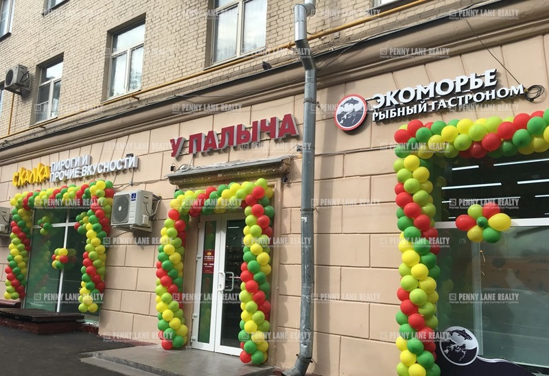 "продажа - ""ул. Верхняя Масловка, 21"" - на retail.realtor.ru"