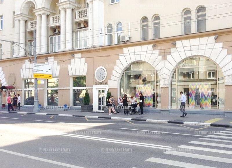"аренда - ""ул. Пречистенка, 31/16"" - на retail.realtor.ru"