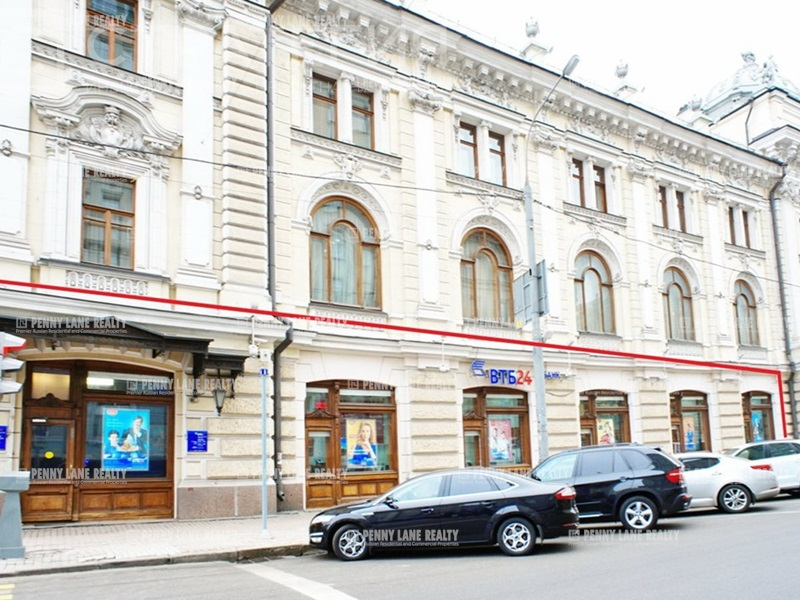 "продажа - ""ул. Неглинная, 14с1а"" - на retail.realtor.ru"