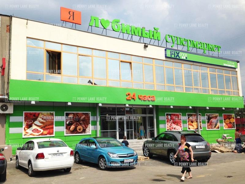 "продажа - ""ул. Введенского, 13б"" - на retail.realtor.ru"