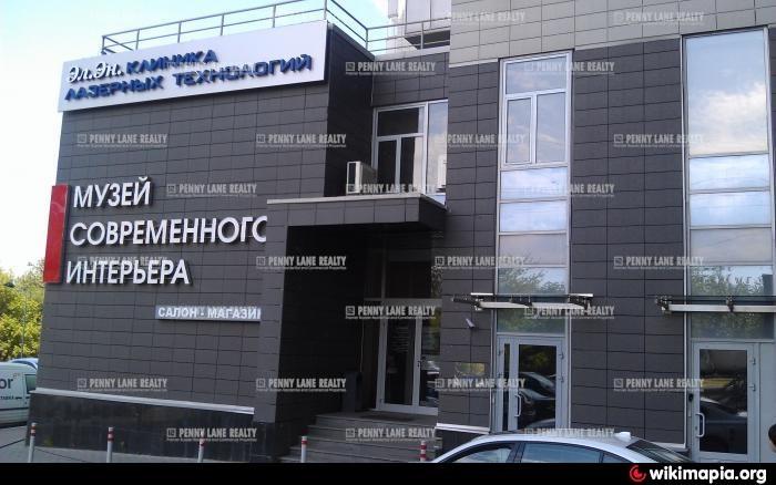"аренда - ""проезд Шмитовский, 16"" - на retail.realtor.ru"