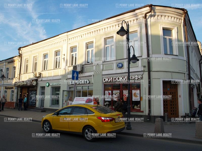 "продажа - ""ул. Пятницкая, 29/8"" - на retail.realtor.ru"