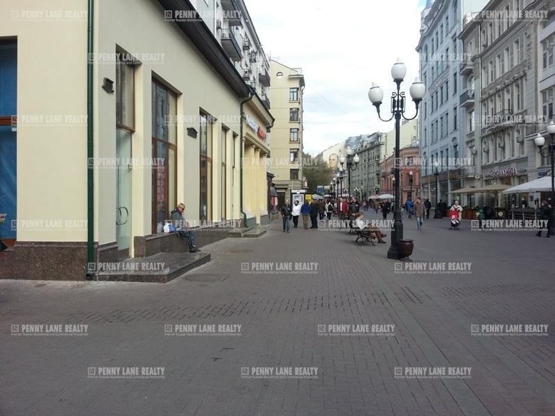 "аренда - ""ул. Арбат, 22/2"" - на retail.realtor.ru"